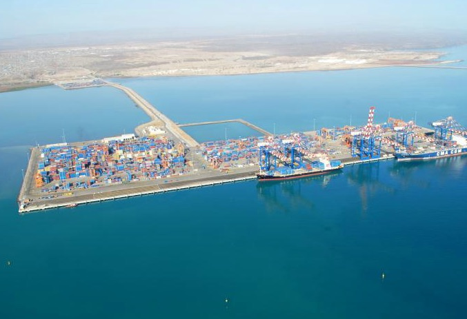 Container Terminal  Planned for the Port of Djibouti