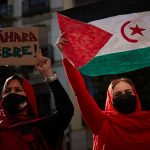 Protests for a Free Western Sahara - Photo Truthout
