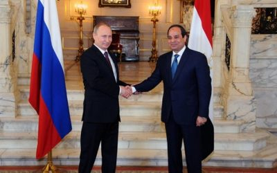 Egypt: Trade, Nuclear & More with Russia