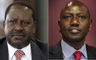 Kenya: Raila Heckled by Ruto Supporters