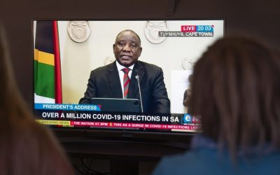South Africa: Ramaphosa to Speak on COVID-19
