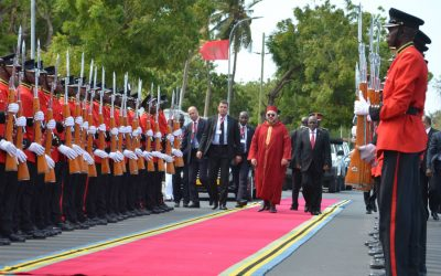 Morocco: Investing More in Africa