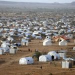 Refugee camp in Tigray - Photo Africa Today News