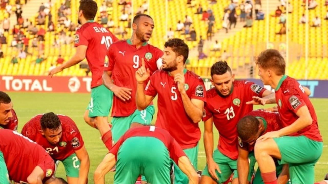 Reigning Champions Morocco - Photo Teller Report