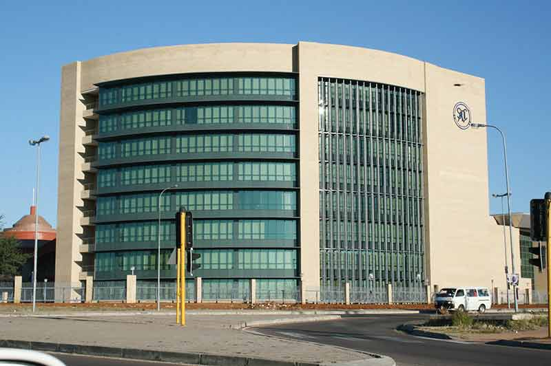 SADC HQs in Gaborone - Photo Sunday Standard