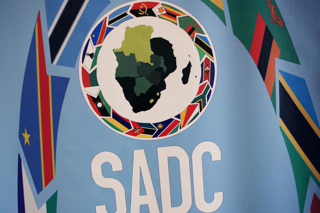 SADC Logo with Flags - Photo Unistoretz
