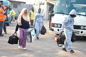 Saudi Arabia Returnees at Abuja Airport - Photo Face2Face Africa