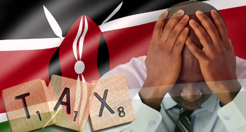 Beating Kenyans in Tax Scrabble - Photo Wamira & Associates