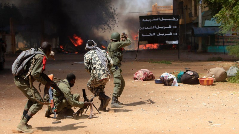 Six Malian Soldiers Killed in Attacks on Two Army Bases - Photo African Quarters