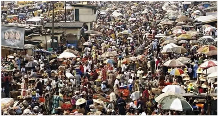 Social Distancing an unaffordable luxury - The Nigerian Statesman