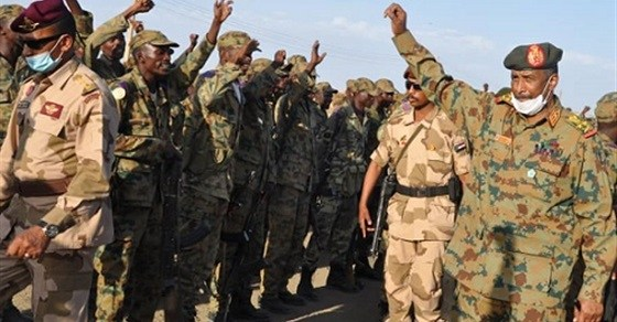 Sudan and Ethiopia Preparing for war? Photo Eg24 News