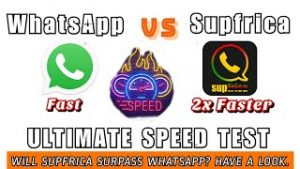 How Supfrica compares to WhatsApp