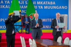 Tanzania puts finishing touches to deal on largest nickel deposit - Photo The Citizen