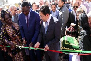 The Gambia Opens its Consulate in Dakhla Western Sahara - Photo Africa Guinee