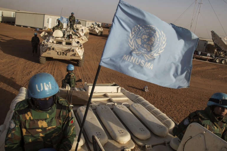 Mali: Fourth Peacekeeper Killed