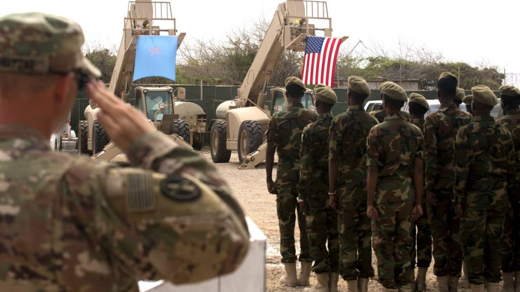 US Troops in Somalia Packing up to Leace - Photo CNN.com
