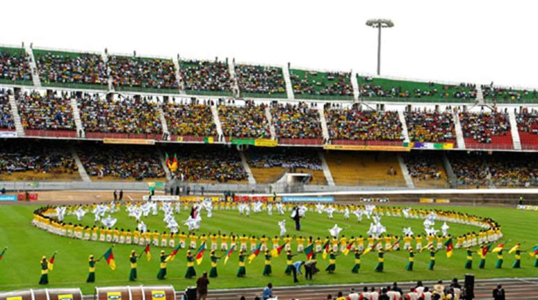 Venue of CHAN2020 Final Ahmadou Ahidjo Stadium - Pinterest