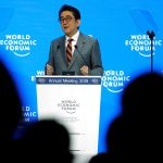 World Leaders at Davos Summit - Photo The New York Times