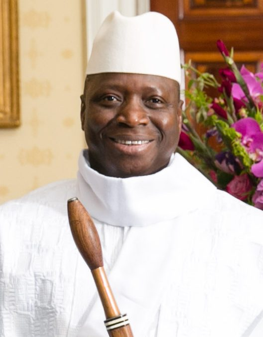 The Gambia: APRC Awaits Yahya Jammeh