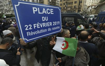 Algeria: Country-wide Protests