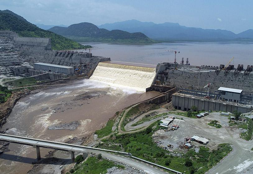 $4.6 Billion GERD - Photo Atalayar