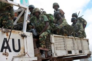 AU Forces in Somalia - Photo Hiraan Online
