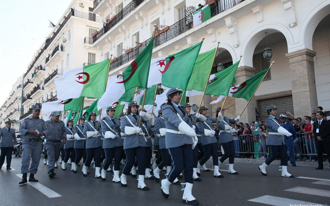 Algeria Accuses Groups of Seeking to Destabilize - Photo Middle East Monitor