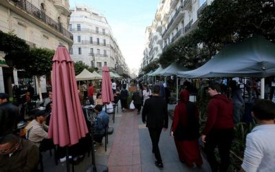 Algeria: Lifting Some COVID Restrictions