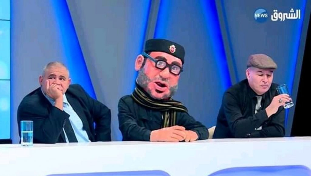 Backlash in Morocco after Algerian Skit - Photo Middle East Eye