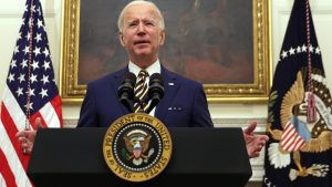 Biden Pledges $4bn for COVD-19 Vaccines - Photo White House