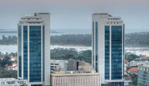 BoT Offices Overlooking the Port of Dar es Salaam - Photo The Tanzanian