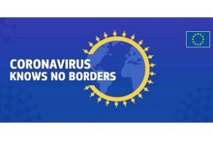 COVID-19 Knows No Borders - Source The European Commission