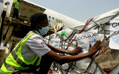 Cote d'Ivoire: COVID Vaccine Doses Delivered