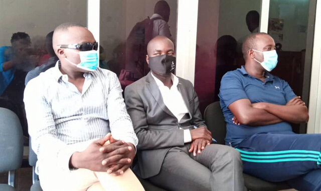 City Lawyer and Polie Officers Remanded in Gold Scam - Photo Kampala Dispatch
