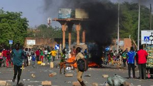 Clashes in Senegal after First Accusation - Photo AfricaNews