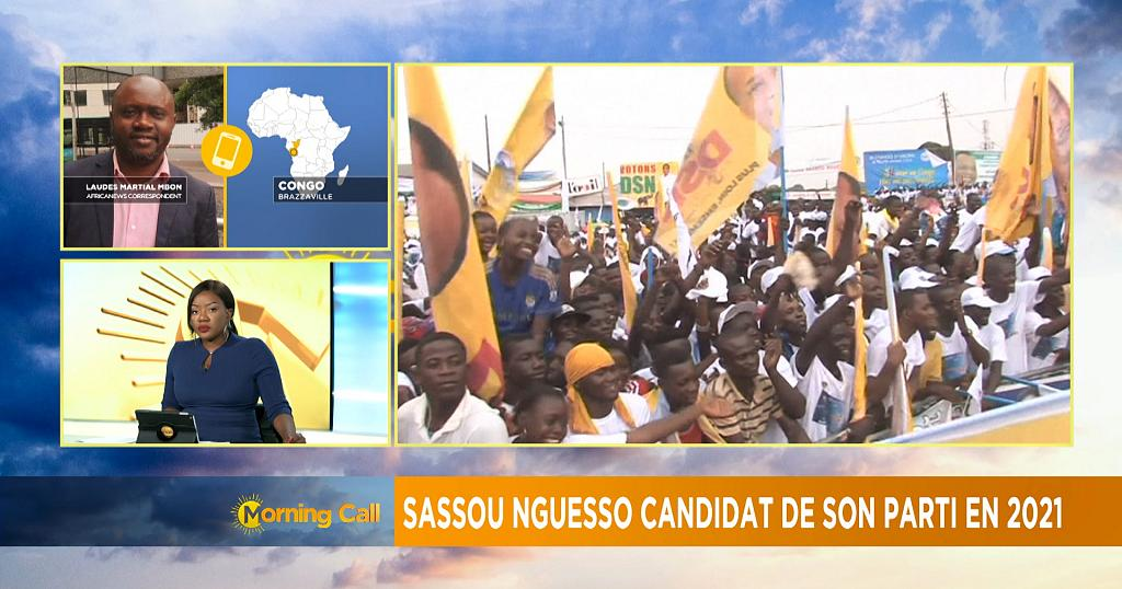 Congo's President Running for Record Fourth Term - Photo AfricaNews
