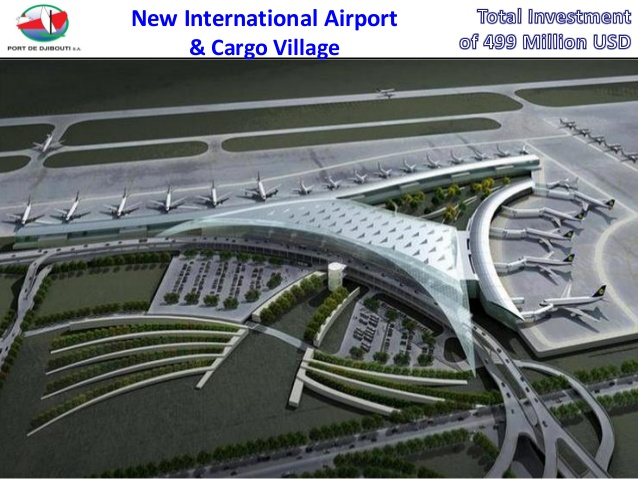 Planned Djibouti Port Int. Airport and Cargo Village - Photo SlideShare