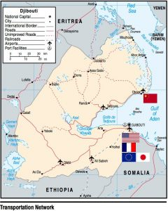 Djibouti Source Global Security.org
