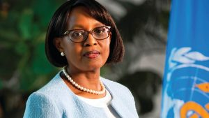 Dr Matshidiso Moeti WHO Regional Director for Africa - Photo Devex