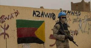 Dreams of Azawad Republic Fuel Violence - Photo Springtime of Nations Blogger