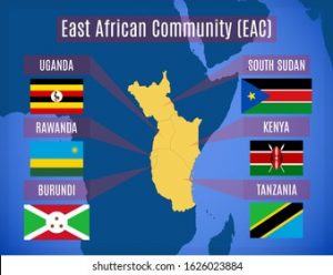EAC Member Countries Source Shutterstock