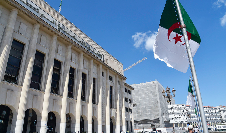 Early Legislative Elections in Algeria - Photo Arab News