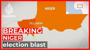 Election Day Blast in Niger - Al Jazeera