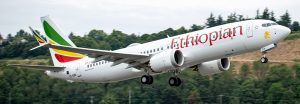 Ethiopian Airline to Resume 737 MAX Flights - Photo Ch-Aviation