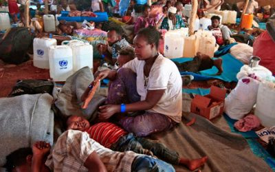 Sudan-Ethiopia: Fate of Girls and Women Refugees