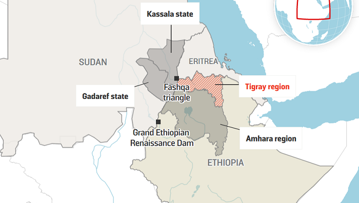Ethiopia's Growing Conflicts - Foreign Policy Magazine