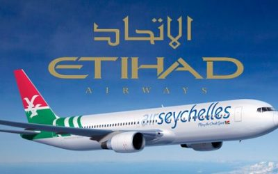 Seychelles: Payments to Etihad Airways Suspended