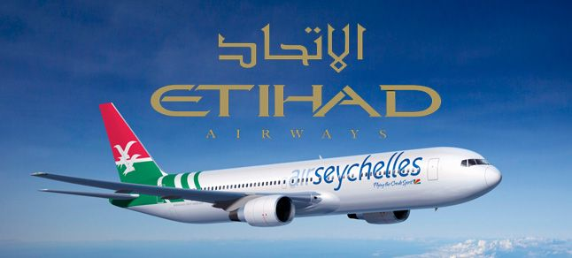 Etihad Airways and Air Seychelles - Photo AirNews Times UK