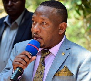 Ex-Nairobi Governor Mike Sonko - Photo The East African Feed