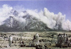 Failure of Containment during Underground Nuclear Test - Reddit